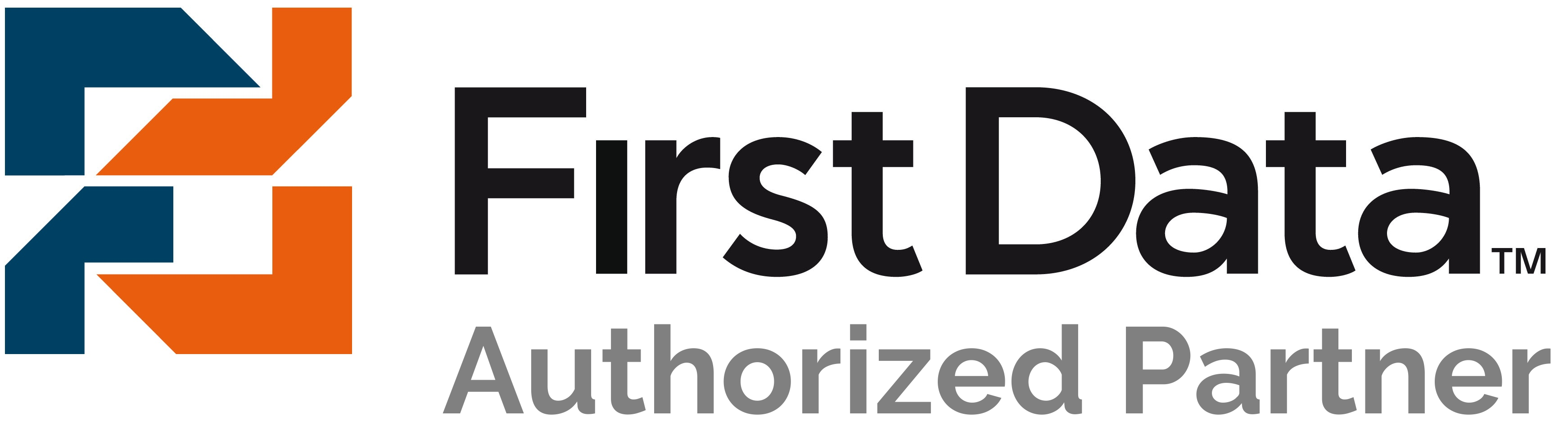 Zairmail site is an Authorized Partner with First Data